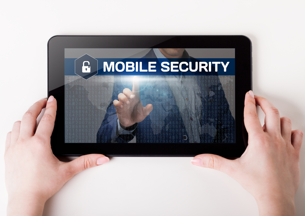 Image 1 – Mobile and Security